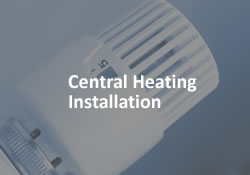 Central Heating Installation