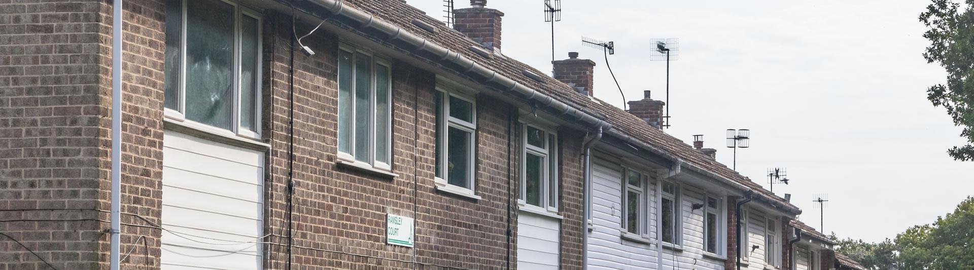 Social Housing Banner